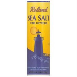 Roland Corporation Us Roland Sea Salt Fine 26Oz (Pack Of 12)