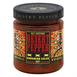 Desert Pepper Trading Co Desert Pepper Xxxtra Hot Habanero Salsa, 16 oz, - Pack of 6