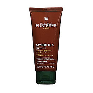 Rene Furterer Myrrhea Anti-Frizz Silkening Mask Tube