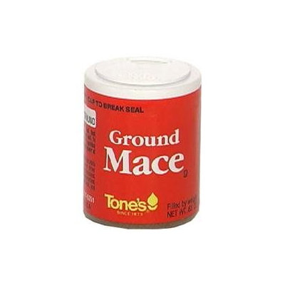 Tone's Mace Ground 0.65 OZ (Pack Of 6)