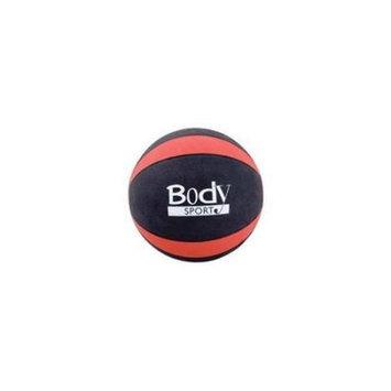 BodySport Medicine Balls-Red, 10lb, Each