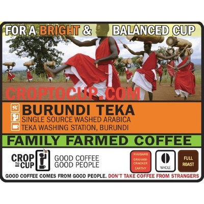 Farmer Burundi - 10oz
