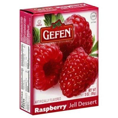 Gefen Raspberry Jello - 3oz.