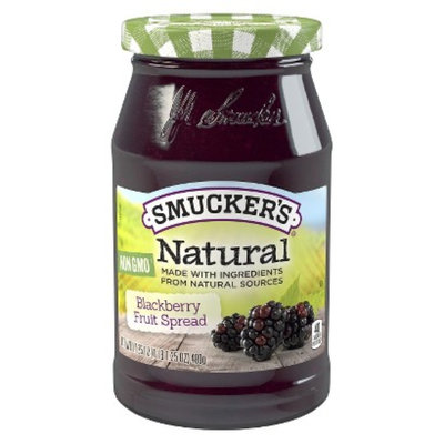 Smucker s Smucker's Natural Blackberry Jam 17.25 oz