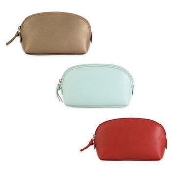 Hadaki Cosmetic Pouch Bronze - Hadaki Ladies Cosmetic Bags