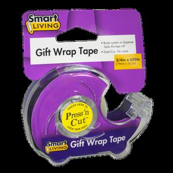 Smart Living Press 'n Cut Gift Wrap Tape