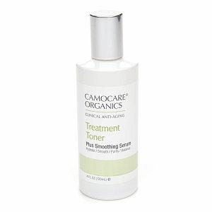 Camocare Organics Treatment Toner Plus Smoothing Serum