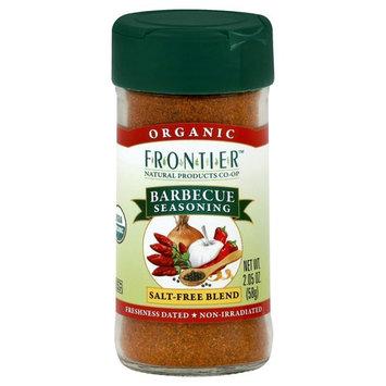 Barbecue Seasoning Certified Organic Seasoning Blend - 2.05 oz,(Frontier)