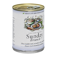 Variety Pet Foods Sunday Brunch Fine Food for Dogs