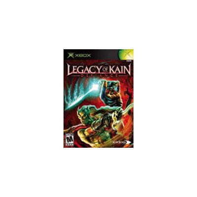 Crystal Dynamix Legacy of Kain: Defiance
