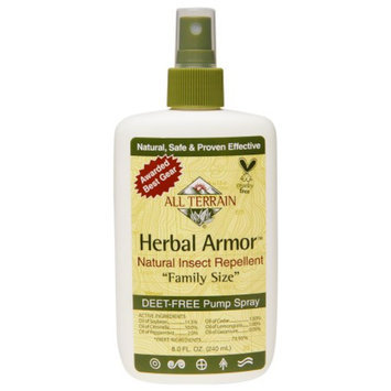 All Terrain Herbal Armor Natural Insect Repellent, 8 fl oz