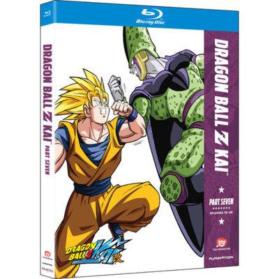 Dragon Ball Z Kai: Season One, Part 7 (Blu-ray)