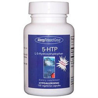 Allergy Research nutricology Allergy Research Group 5HTP - 50 mg - 150 Capsules