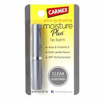 Carmex Moisture Plus Ultra Hydrating Lip Balm with SPF 15