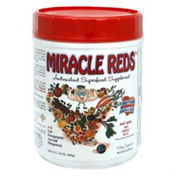 Macrolife Naturals 0932251 Miracle Reds Berry - 30 oz