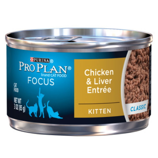 Purina Pro Plan PurinaA Pro PlanA Focus Kitten Food