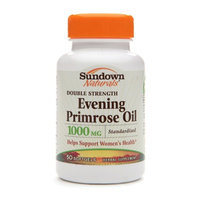 Sundown Naturals Evening Primrose Oil 1000mg