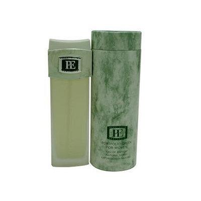 Portfolio Green By Perry Ellis For Women. Eau De Parfum Spray 3.4 Ounces