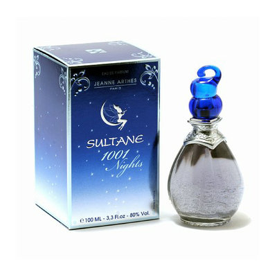 Sultane 1001 Nights by Jeanne Arthes Eau De Perfume Spray 3.4 Oz