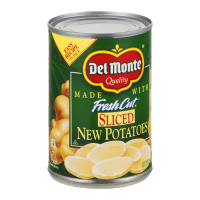 Del Monte Fresh Cut Sliced New Potatoes