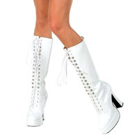 Buy Seasons Easy White Adult Boots - 7.0