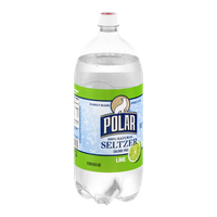 Polar Seltzer Calorie-free Lime