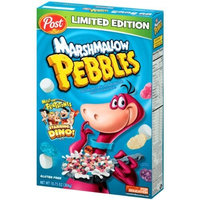 Post Marshmallow Pebbles Cereal, 10.75-Ounces Boxes (Pack of 3)