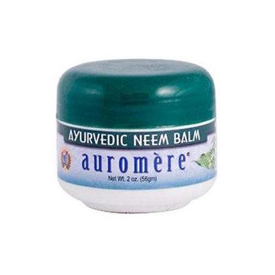 Auromere Ayurvedic Neem Balm 2 oz
