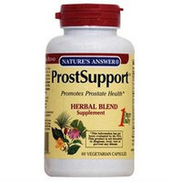 Frontier Nature's Answer, ProstSupport 80 Vegetarian Capsules