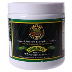 The Organic Frog Greens Today Original - 4.2 Ounces Powder - Other Green / Super Foods