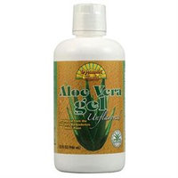 Dynamic Health Laboratories Dynamic Health Unflavored Aloe Vera Gel, 32 oz
