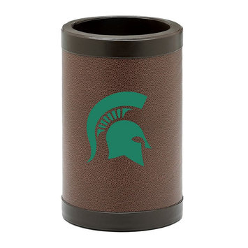 Kraftware 22879F Michigan State Wine Chiller Football