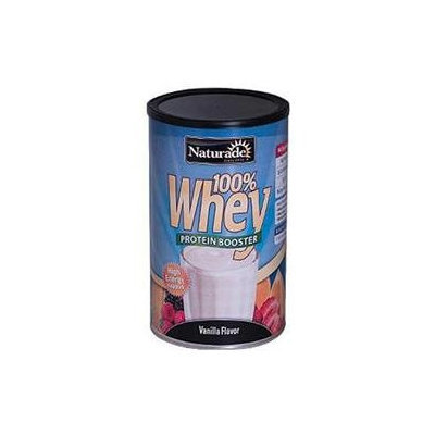 100% Whey Protein Vanilla 24 oz powder from Naturade