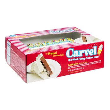 Carvel Ice Cream Cake Celebration