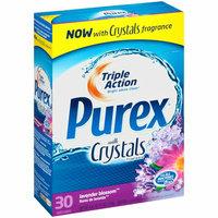 Purex Detergents Purex Lavender Blossom Laundry Detergent with Crystals Fragrance
