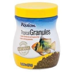 Royal Pet Products Aqueon Supplies - Aqueon Tropical Granules 3.25 Ounce - 06190