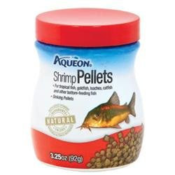 Royal Pet Products Aqueon Supplies - Aqueon Shrimp Pellets 3.25 Ounce - 06188