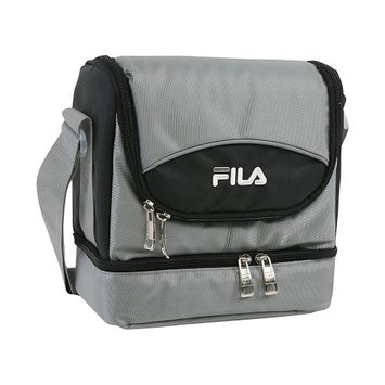 FILA Refuel Lunch Bag (Grey)