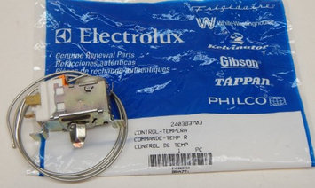 ELECTROLUX 240383703 Temperature Control Thermostat