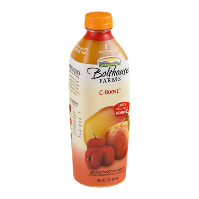 Bolthouse Farms Fruit Smoothie + Boosts C-Boost