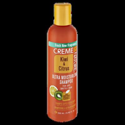 Creme of Nature Kiwi & Citrus Dry Brittle Hair Ultra Moisturizing Shampoo