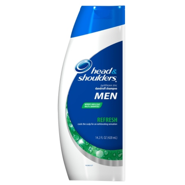 Head & Shoulders Refresh Dandruff Shampoo for Men