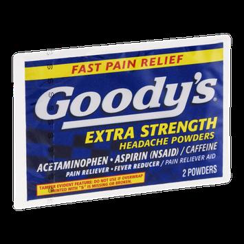 Goody's Extra Strength Headache Powders - 2 CT