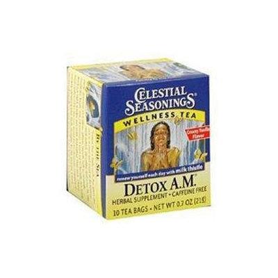 Celestial Seasonings Detox AM Tea Bags, 20 ct