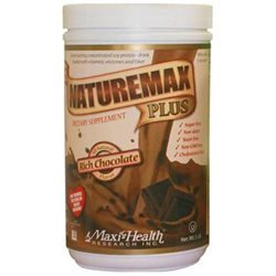Naturemax Plus Chocolate 1 Lb by Maxi-Health Research