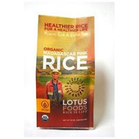 Lotus Foods Rice Organic Madagascar Pink, 15 oz