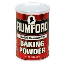 Rumford Organic Baking Powder - 16 oz