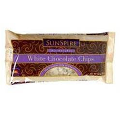 SUNSPIRE White Chocolate Baking Chips 10 OZ