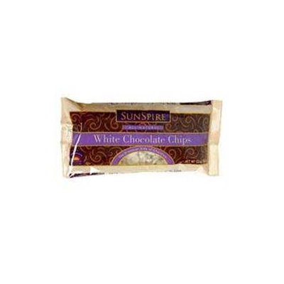 SUNSPIRE White Chocolate Baking Chips 10 OZ