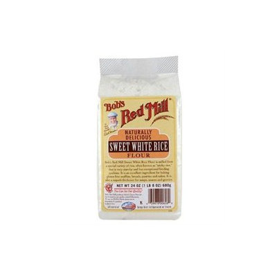 BOB'S RED MILL Sweet White Rice Flour 24 OZ
